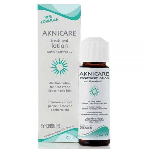 Synchroline Aknicare Lotion 25 ml