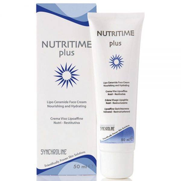 Nutritime Face Cream - Synchroline
