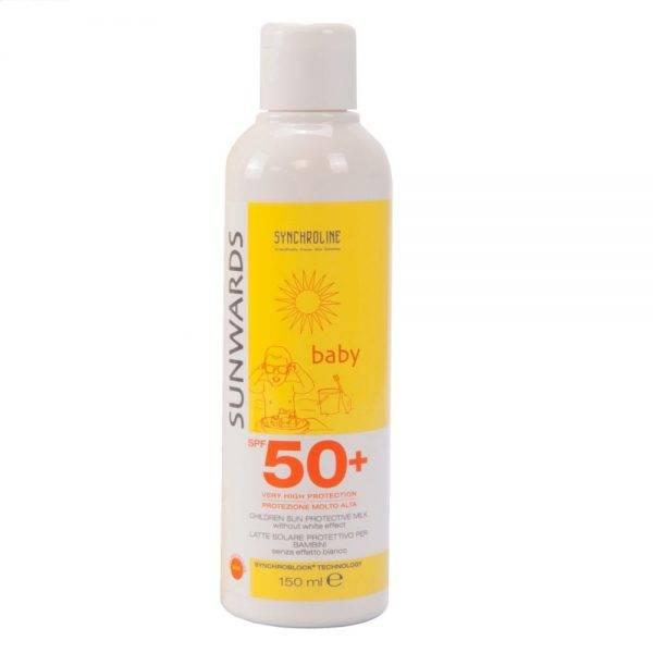 Sunwards Baby Milk SPF 50 150 ml