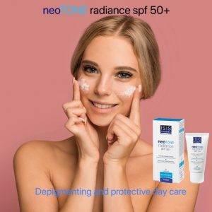 isis pharma neotone radiance spf 50