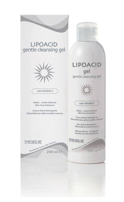 Lipoacid Gentle Cleansing Gel 200 ml