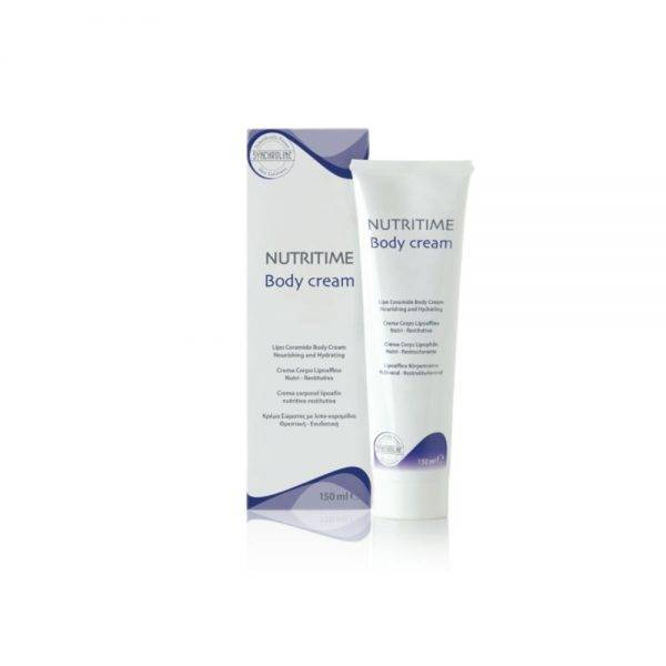 Nutritime Body Cream 150 ml Synchroline