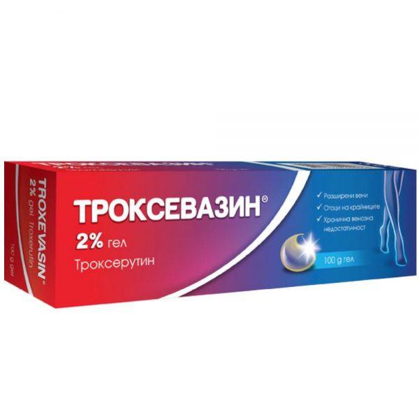 Troxevasin gel