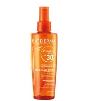 Bioderma fotoderm bronze dry oil SPF30