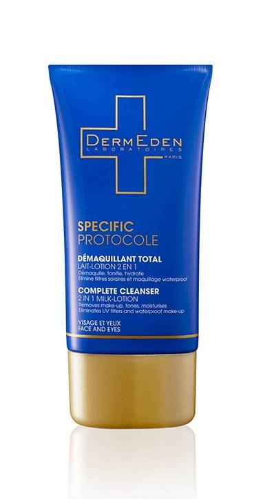 COMPLETE CLEANSER 2 IN 1 MILK-LOTION