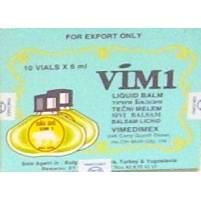Liquid balm VIM1 6ml x 10