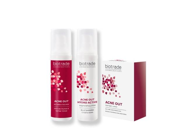 ACNE OUT THREE IN ONE