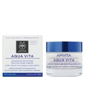 Advanced Moisture Revitalizing Cream for Very Dry Skin