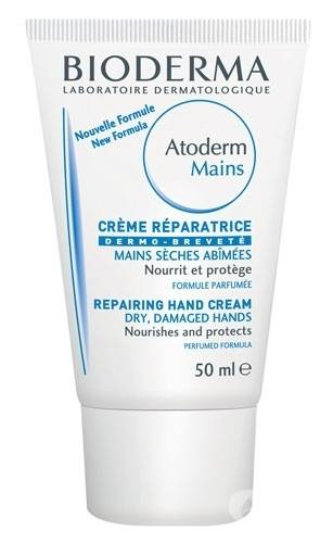 Bioderma Atoderm Hand Cream 50 ml.