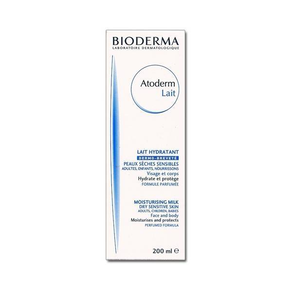 BIODERMA ATODERM MILK LIGHT 200 ml.