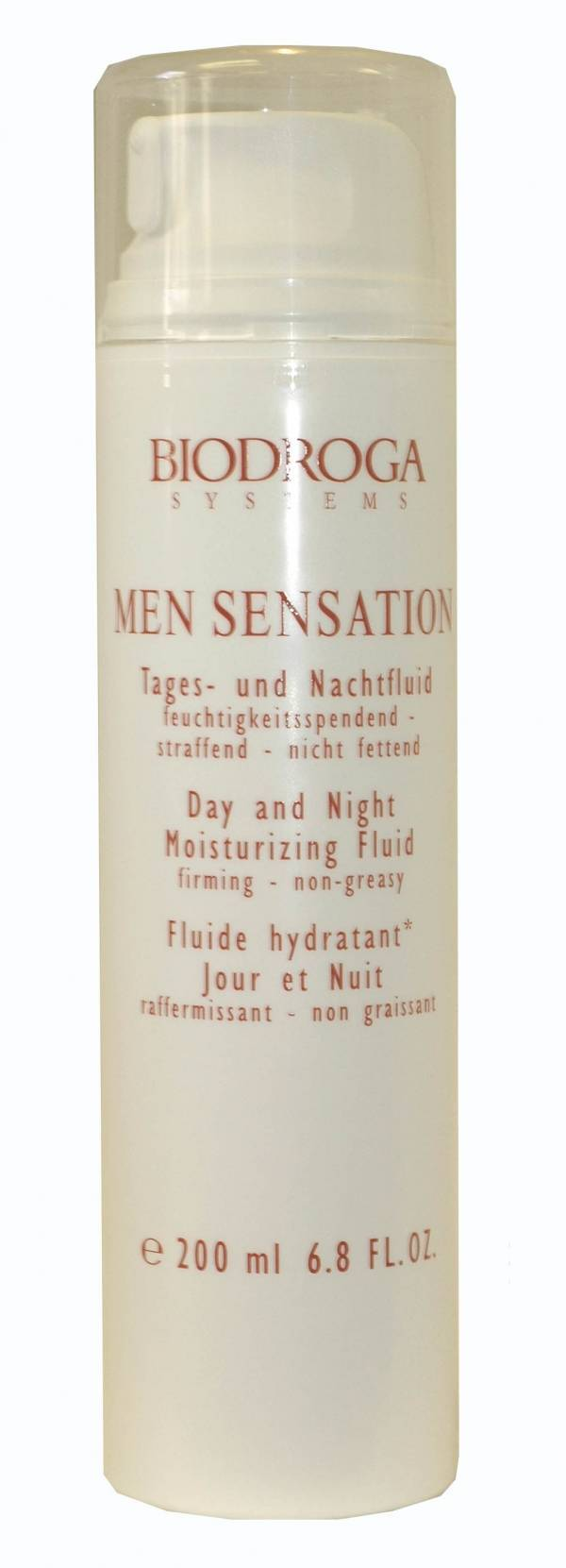 Biodroga Men 24 Hour Moisturizing Fluid