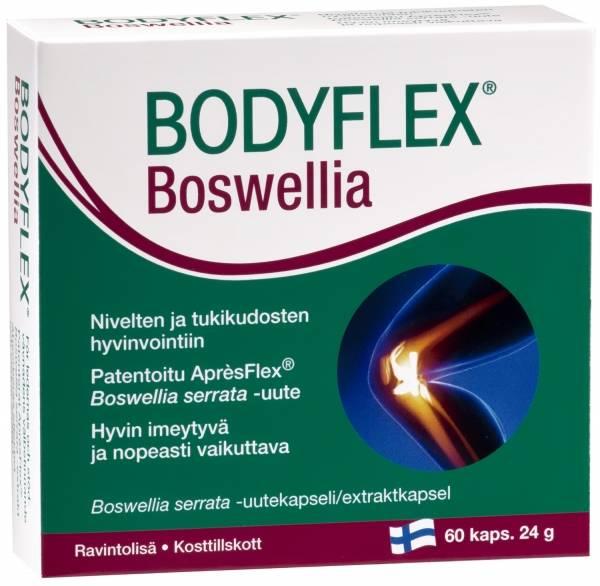 Bodyflex Boswellia 60 caps