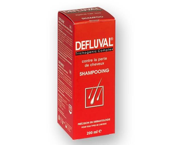 DEFLUVAL ANTI HAIR LOSS TREATMENT SHAMPOO 200 ml