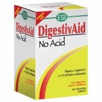 DIGESTIVAID NO ACID 60 tabs