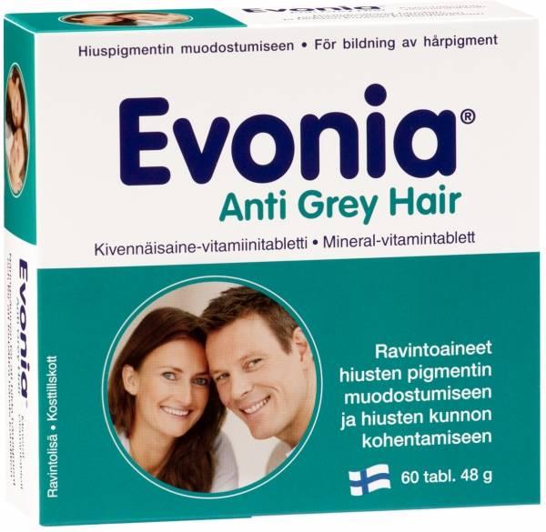 Evonia Anti Grey Hair 60 caps