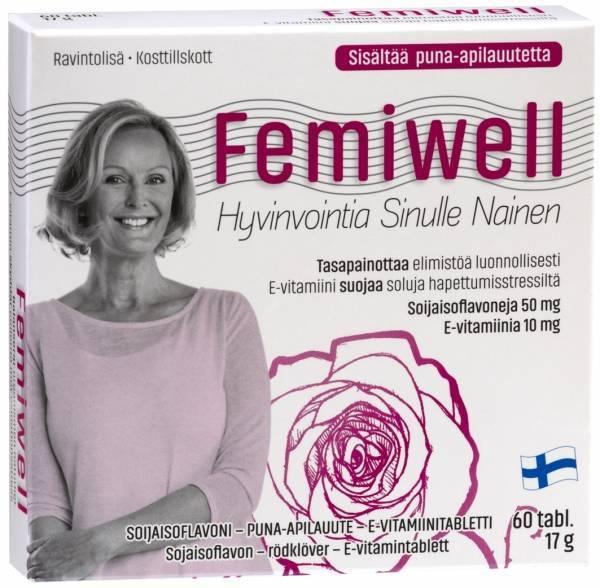 Femiwell 60 tabs