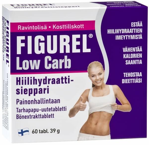 Figurel Low Carb 60 tabs