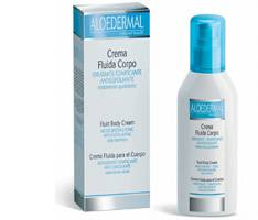 Fluid Body Cream with Phytosterols