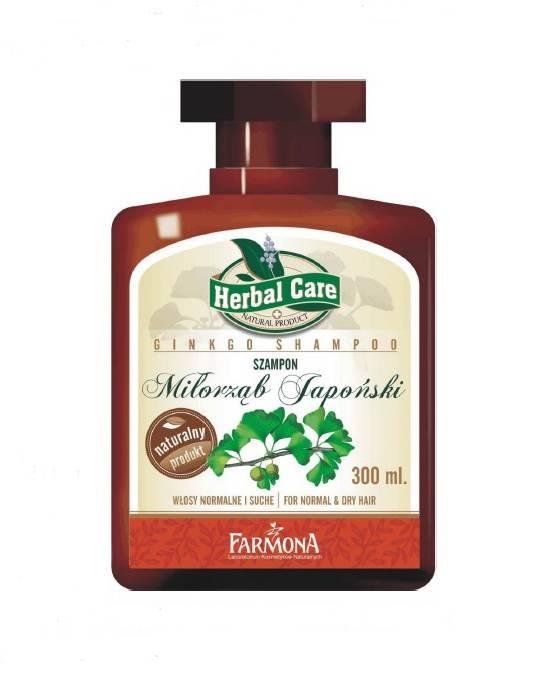 Herbal Care Ginkgo Biloba Shampoo