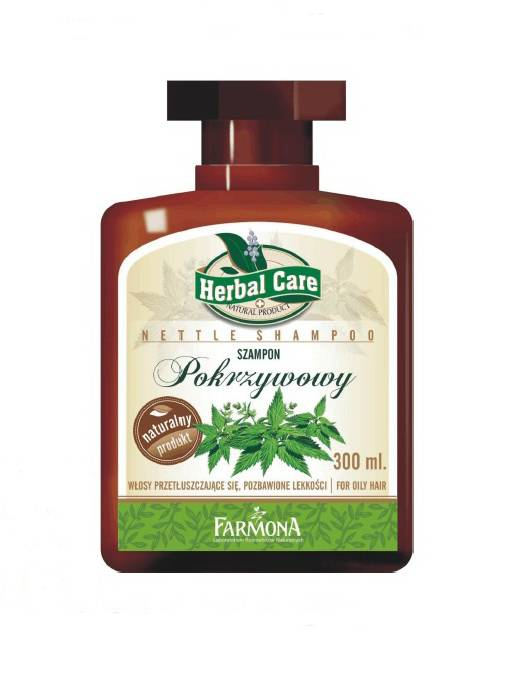 Herbal Care Nettle Shampoo