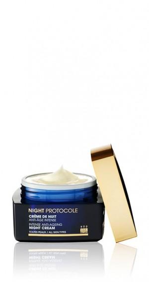 INTENSE ANTI-AGEING NIGHT CREAM