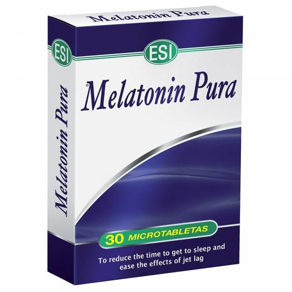 Melatonin Pura 1 mg 120 tab.