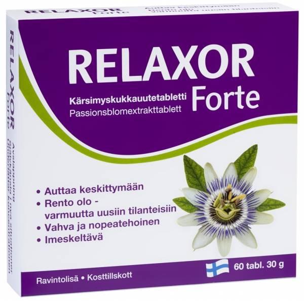 Relaxor Forte 60 tabs