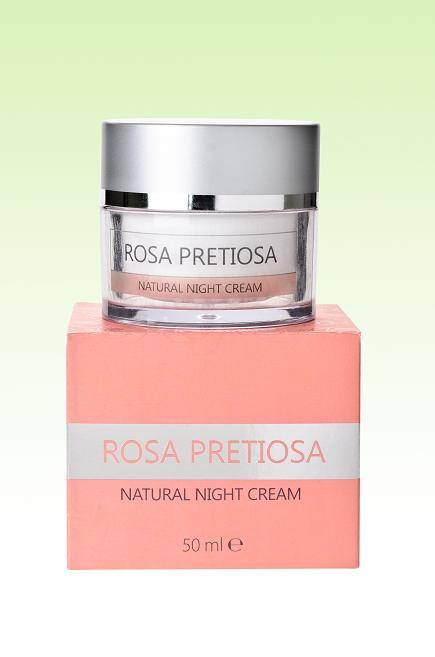 Natural Night Cream