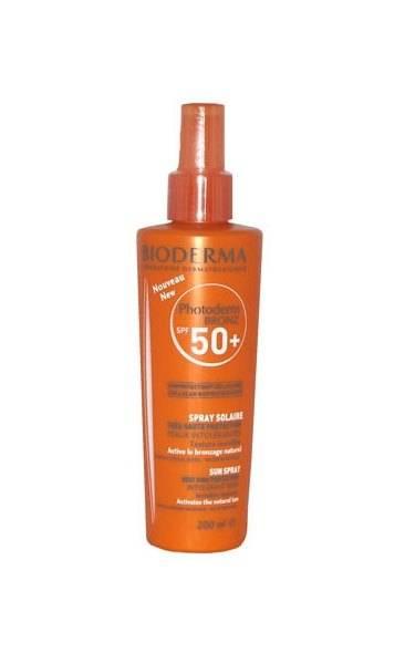 Photoderm Bronz Spray SPF50+