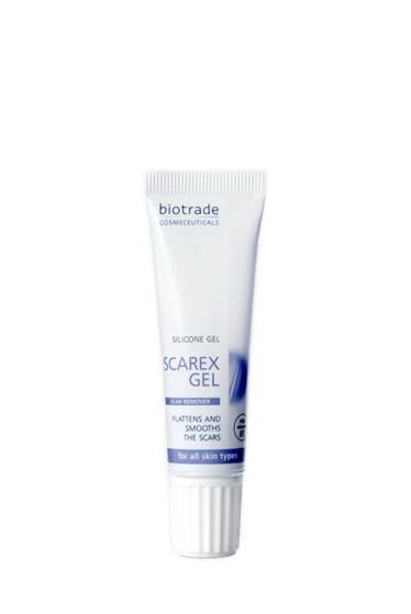 Skareks - silicone gel against scar
