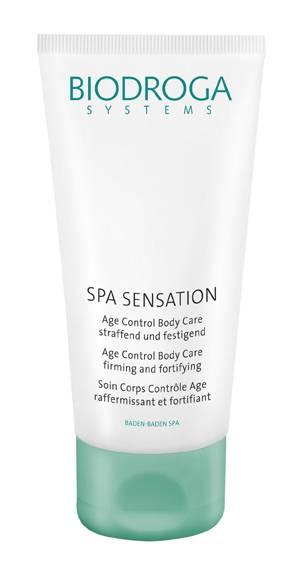 Spa Sensation Age Control Body Care