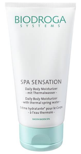 Spa Sensation Daily Body Moisturizer