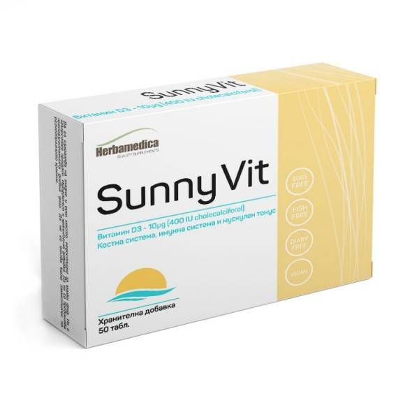 Sunny Vit - Vitamin D3