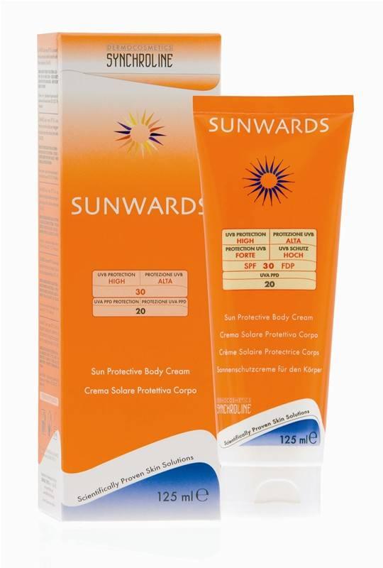 Synchroline Sunwards  Body SPF 15