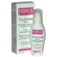Uriage Tolederm Riche Nutri-Soothing cream