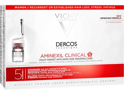 VICHY DERCOS Aminexil Clinical 5