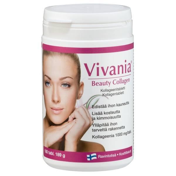 Vivania Beauty Collagen 180 tabs