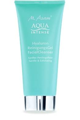 ASAM AQUA INTENS cleansing gel scrub 200 ml.