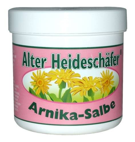 ASAM ARNICA salve with 250 ml.