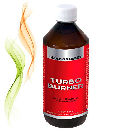 TURBO BURNER CONCENTRATE