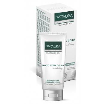 "Body lotion firming expert ""NAT'AURA"" 30+"