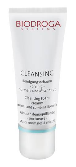 Cleansing Foam 100ml