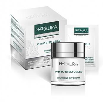 "Day cream for normal to oily skin ""NAT'AURA"" 30+"