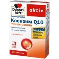Coenzyme Q 10 + B vitamins
