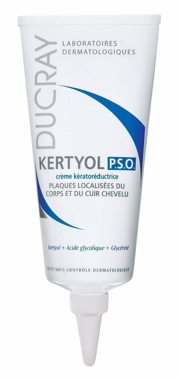 Ducray Kertyol P.S.O. Shampoo-200ml