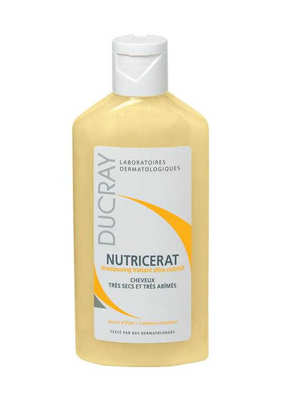 Ducray Nutricerat Shampoo-300ml