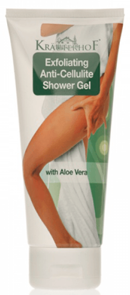 ASAM SHOWER GEL ANTI CELLULITE SCRUB 200 ml.