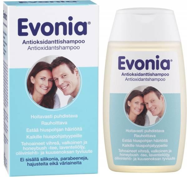 Evonia Antioxidant Shampoo 100 ml.