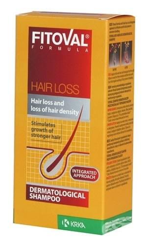 Fitoval Anti - Hair Loss shampoo 100 ml