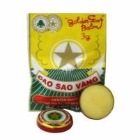 Cao Sao Vang - Aromatic Balm TW3